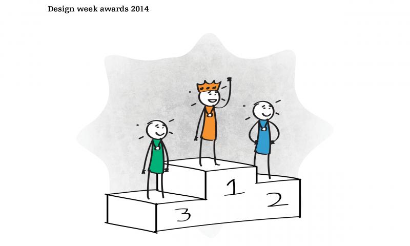 Design week awards 2014
