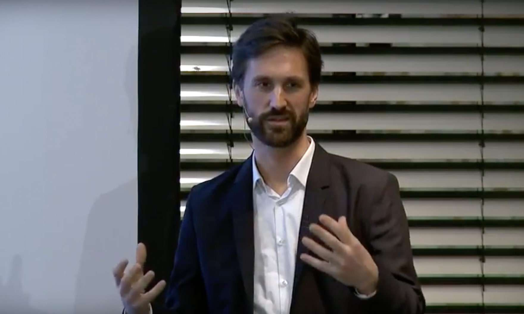 Book Launch video: Service Design for Business, Oslo 2/3