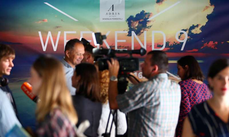 Weekend media festival Croatia