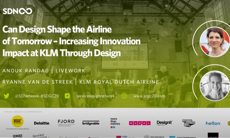 Can Design Shape the Airline of Tomorrow