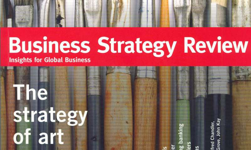LBS - Business Strategy Review