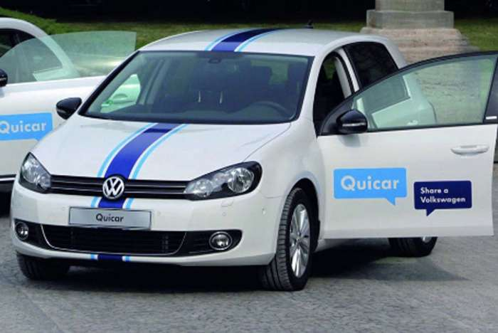 Helping Volkswagen launch a car sharing service