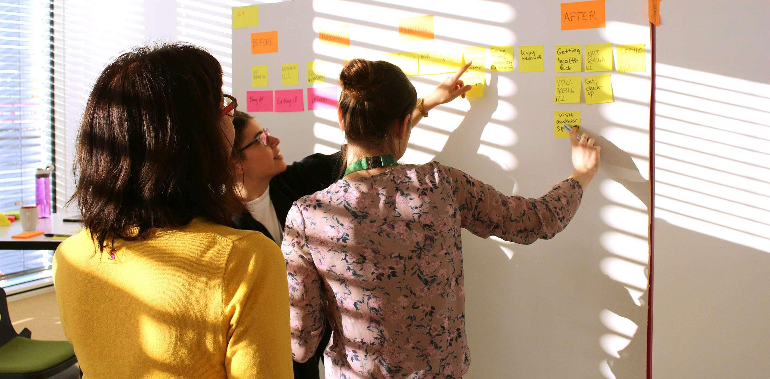 Advanced service design training