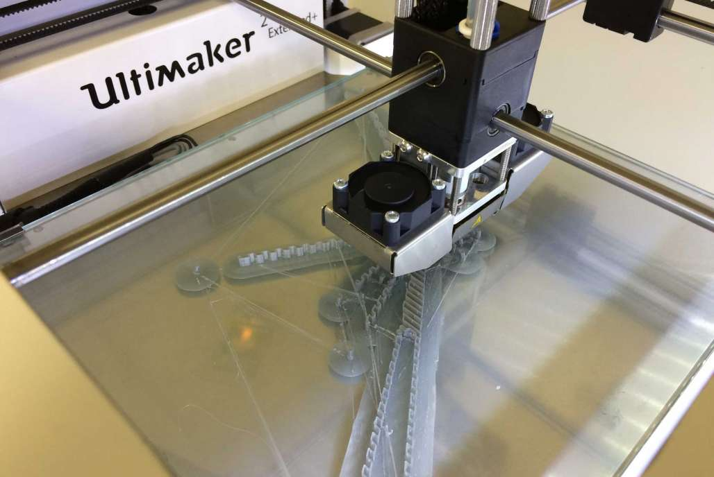 Developing a strategy for the future of 3D printing