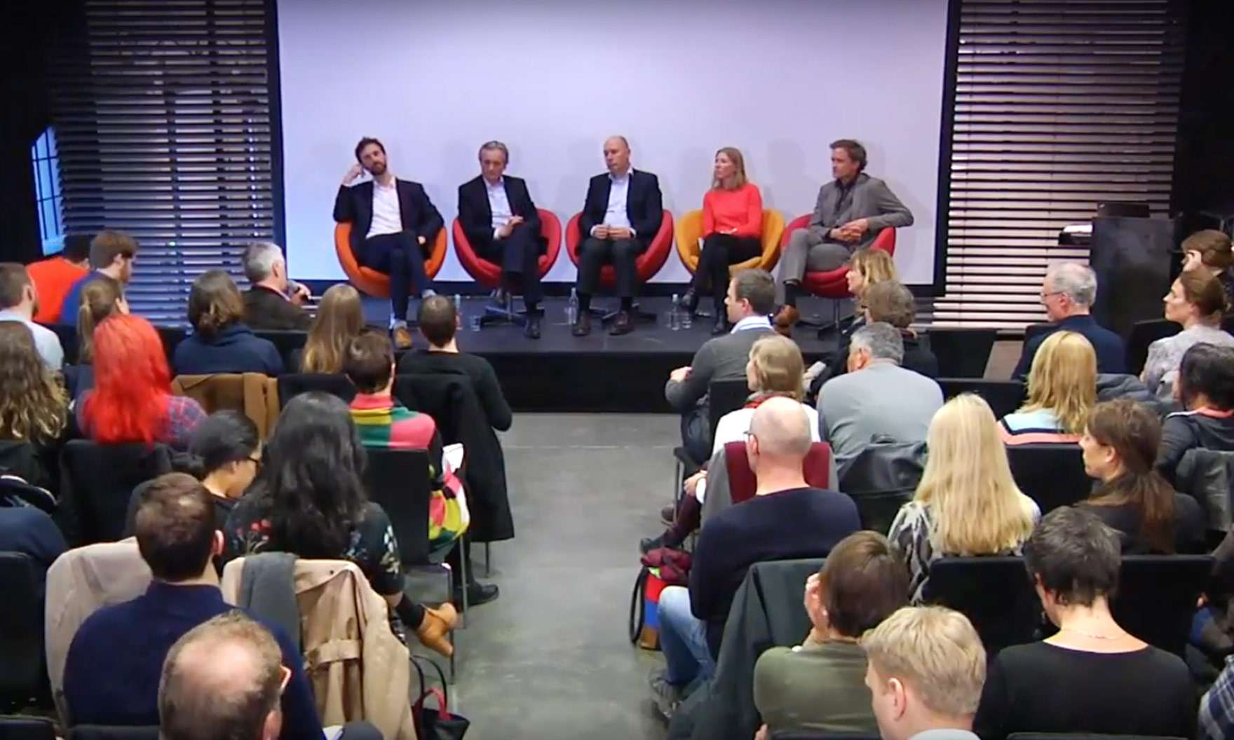 Book Launch video: Service Design for Business, Oslo 3/3