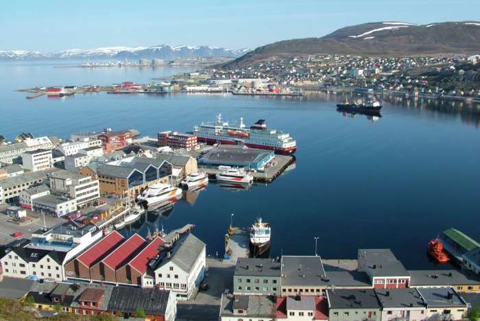 Improving the tourist experience in Hammerfest