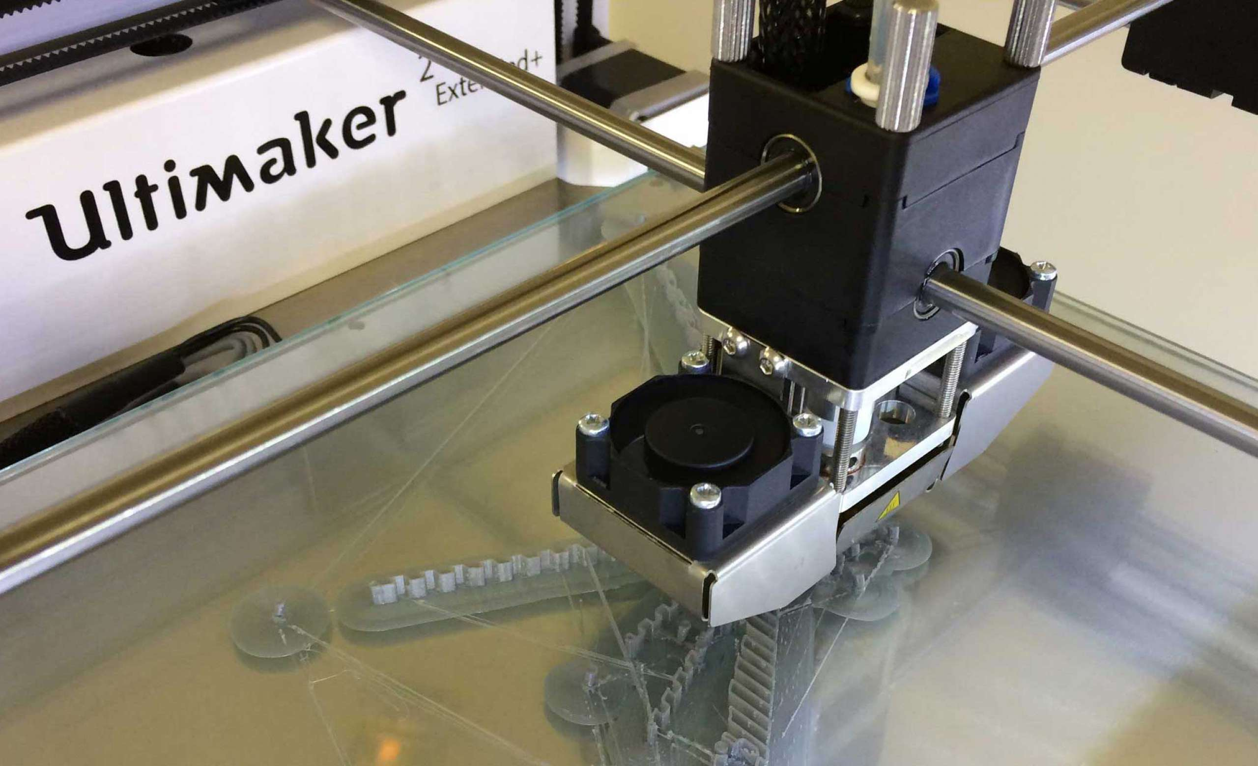 Ultimaker: Developing a strategy for the future of 3D printing