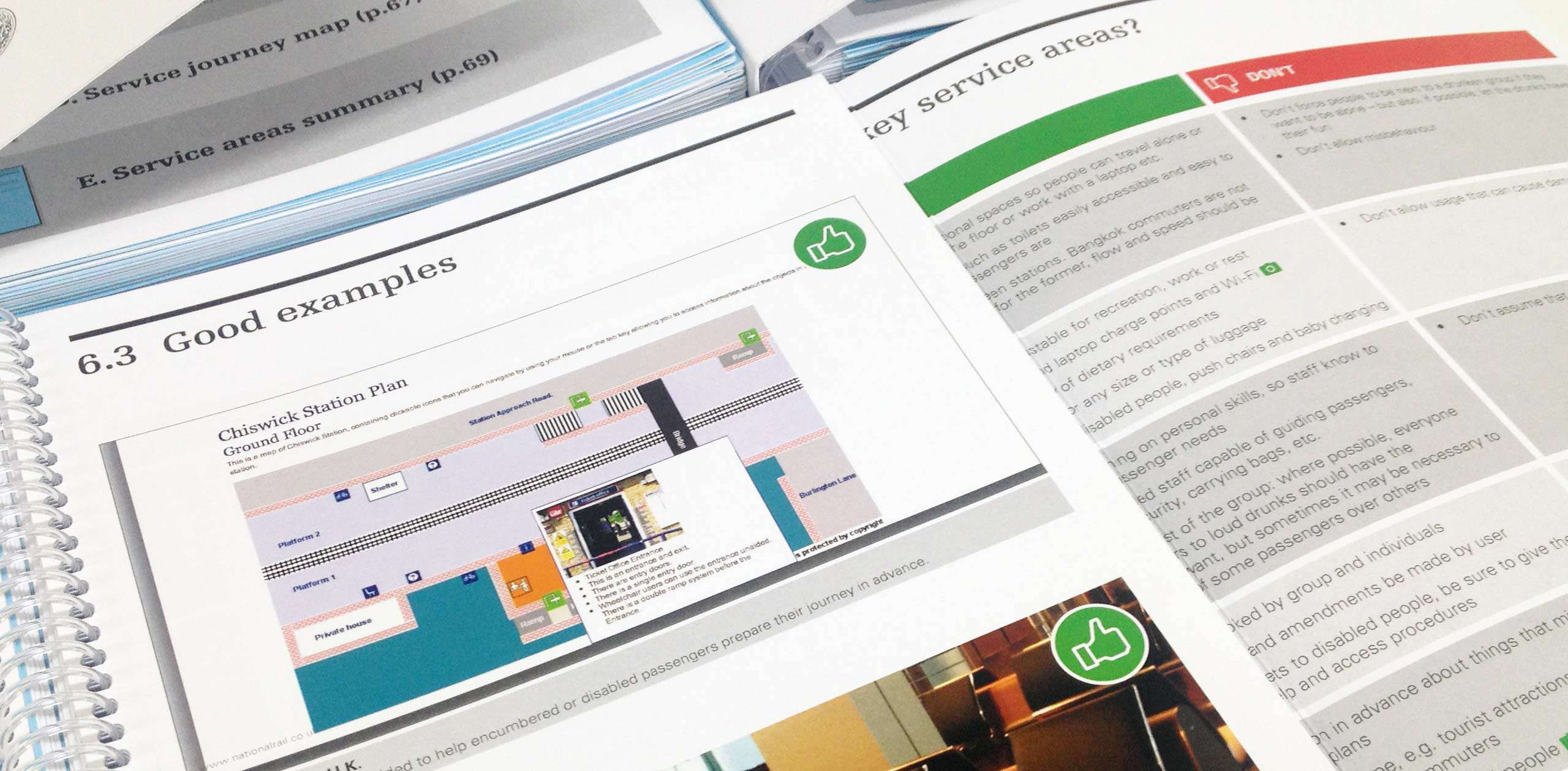 Service Design principles – in practice