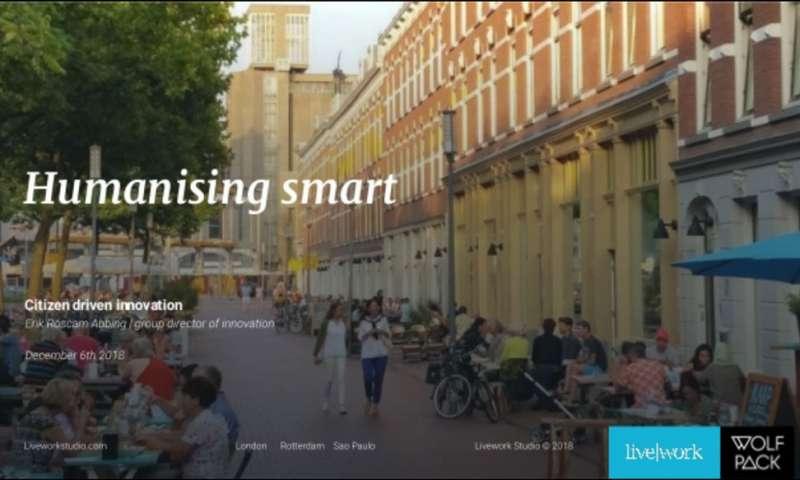 Humanising smart