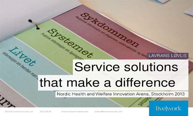 Service solutions that make a difference