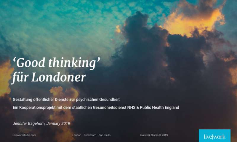 'Good thinking' für Londoner