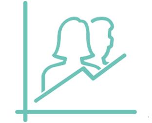 Increase user & stakeholder adoption