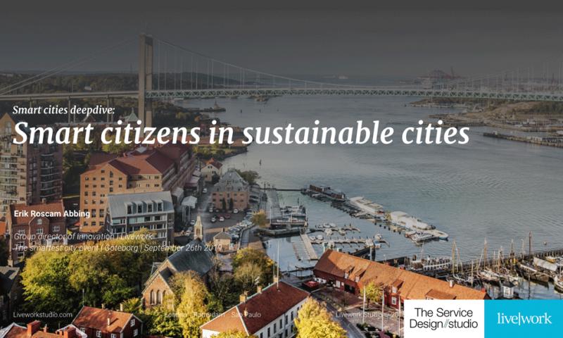 Smart cities deepdive