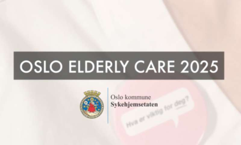 Oslo Elderly Care – My home