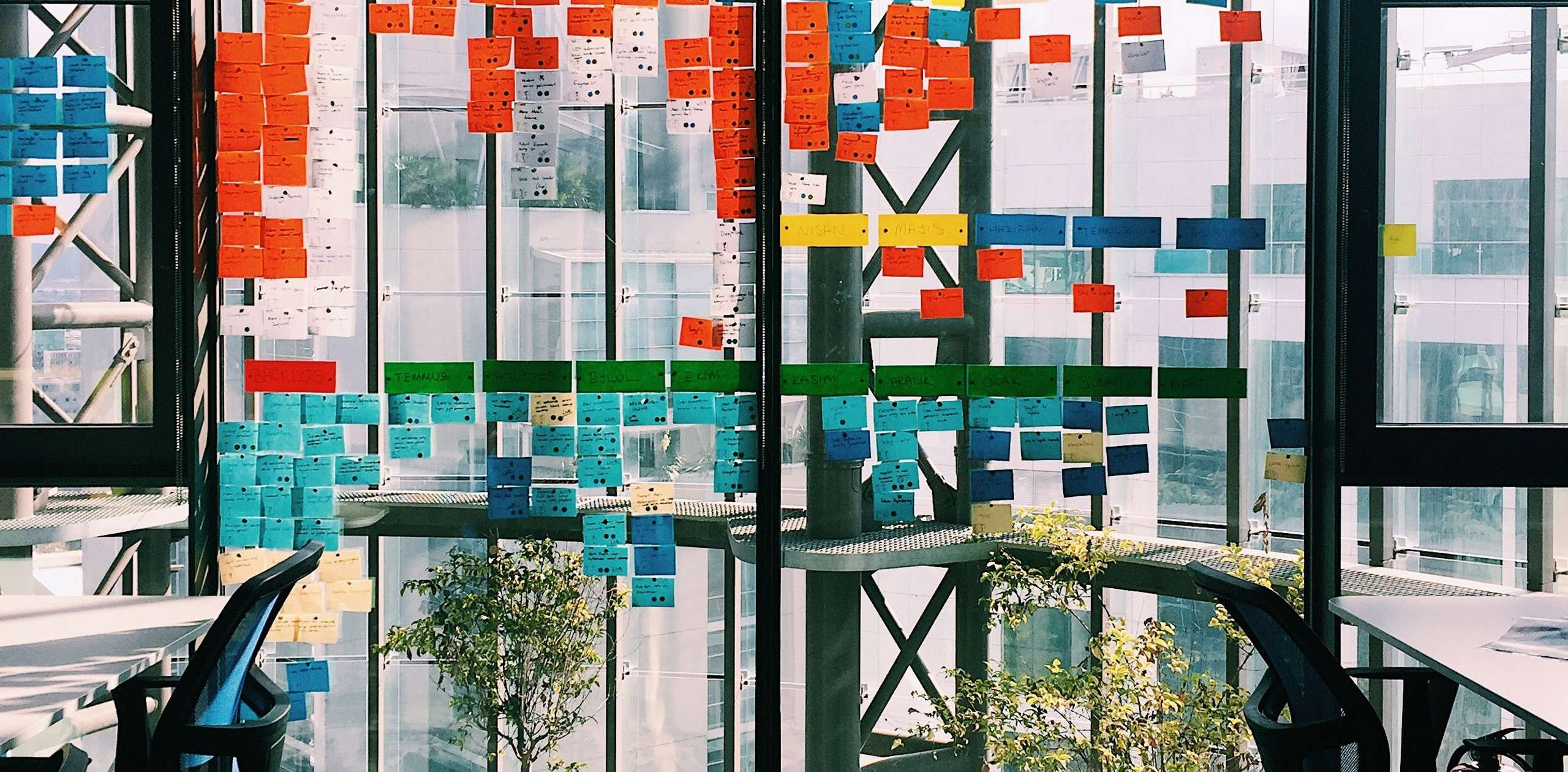 Building an agile and innovative telco organisation