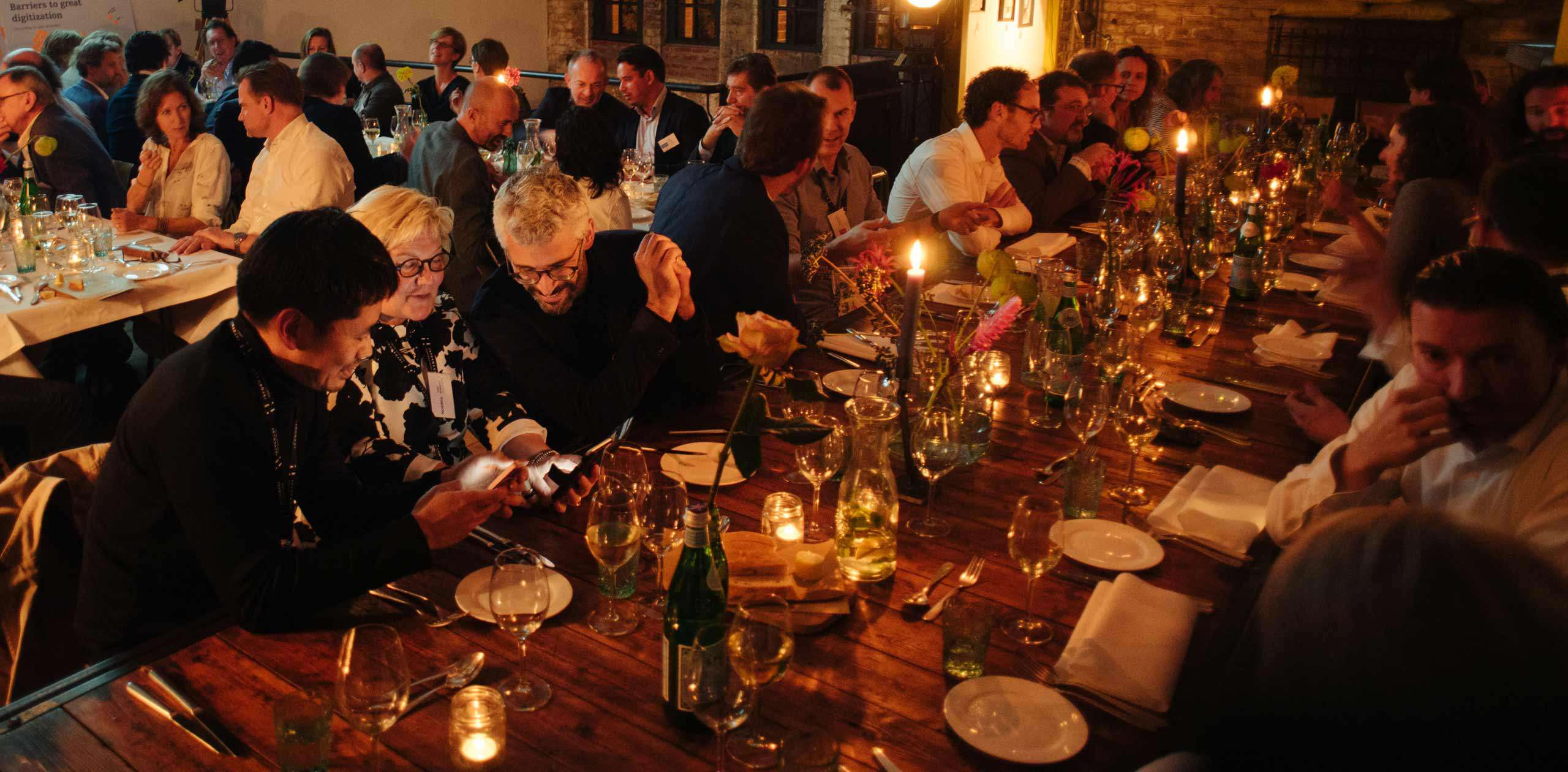 Humanizing Digital - SDN & Livework Inspirational Dinner