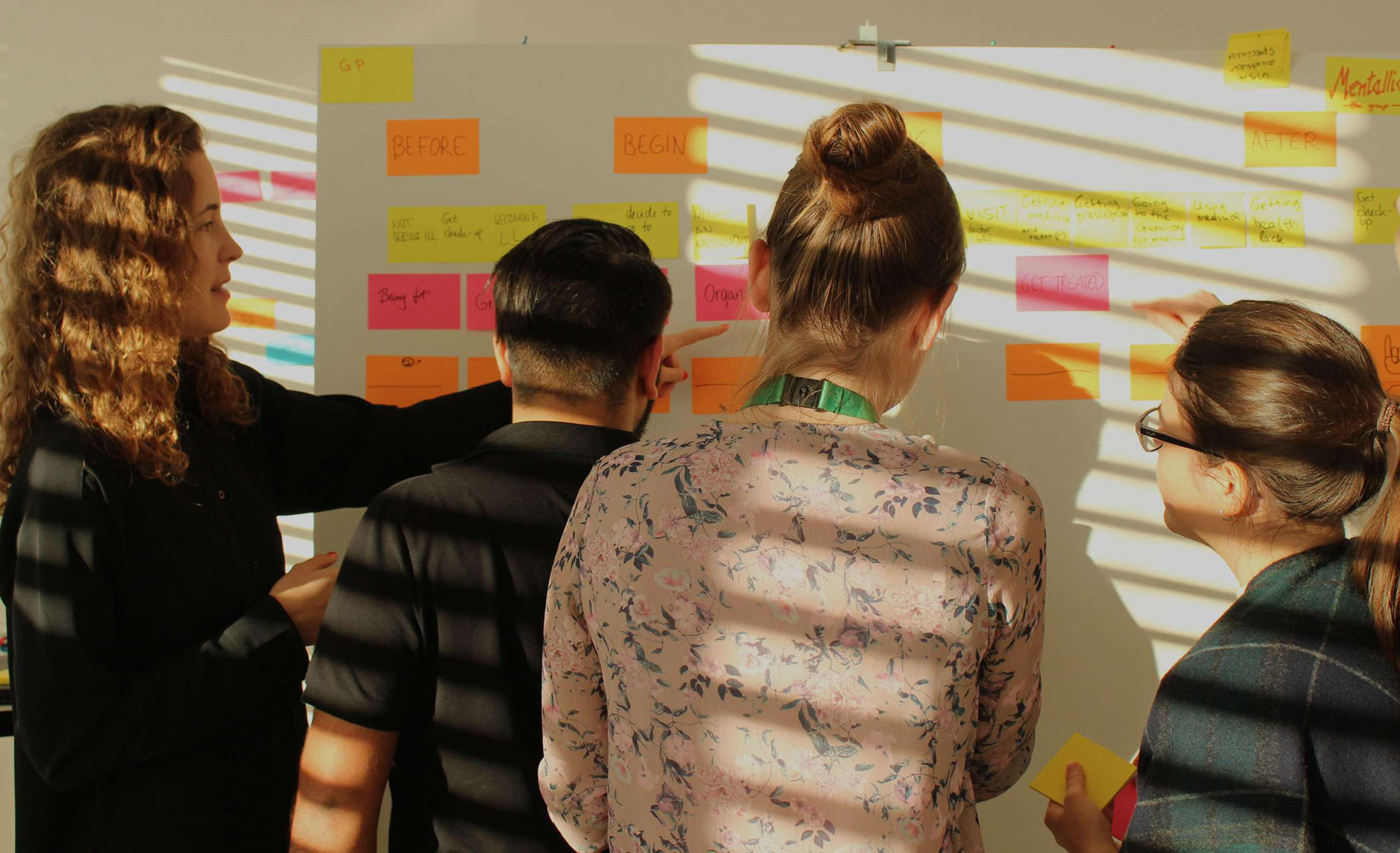 Get service design training at the source.