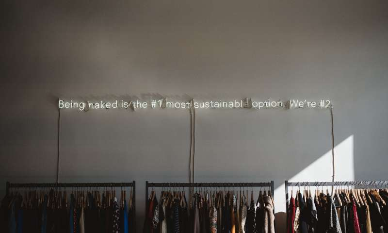 Livework Minds: Sustainable Fashion | invite only