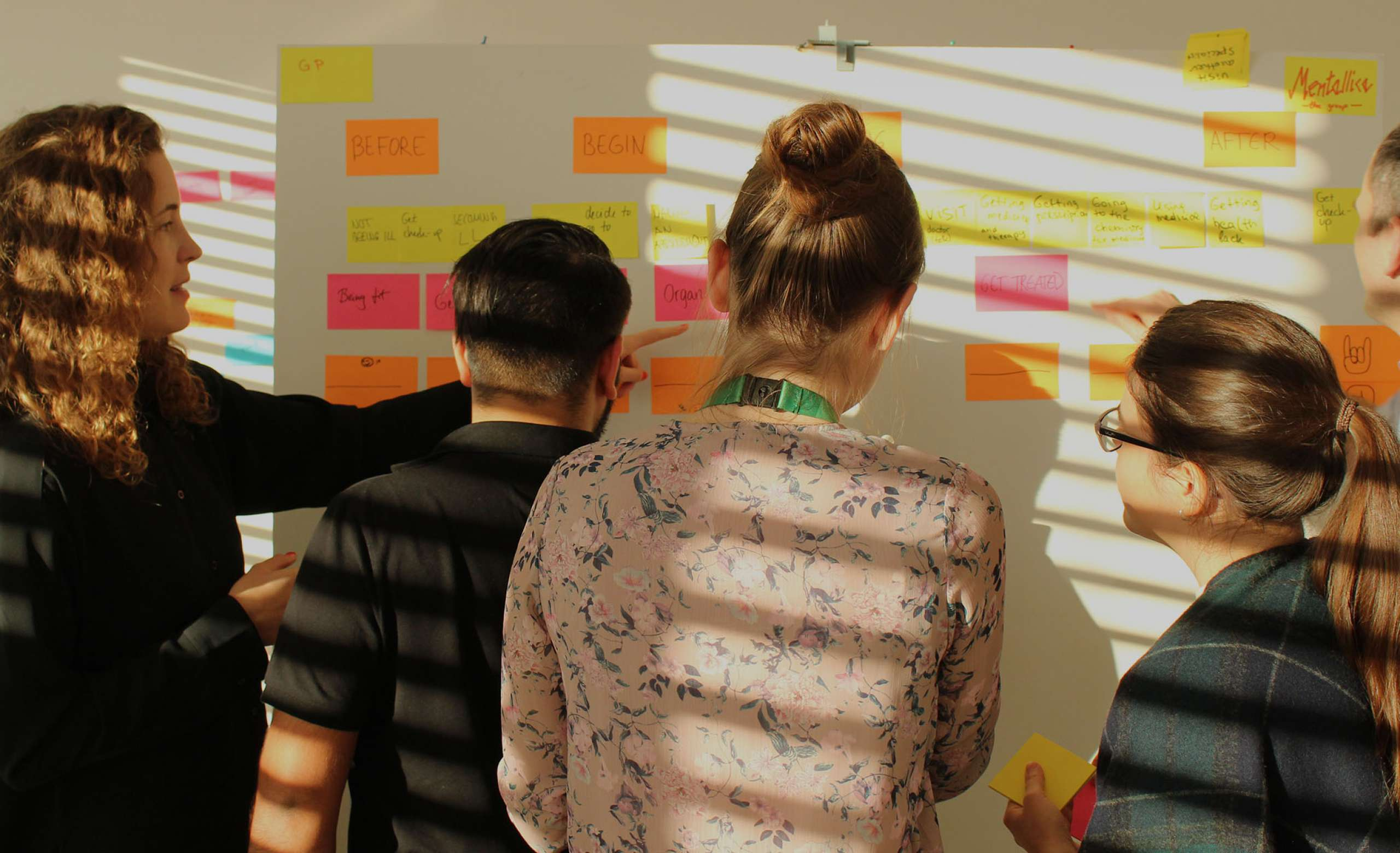 Livework Academy: get service design training at the source. Step up your game.