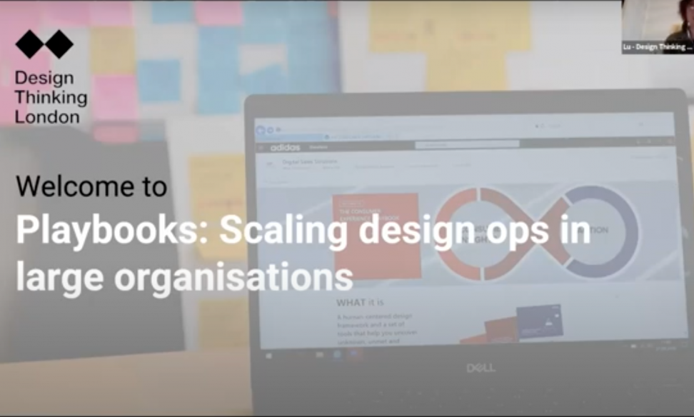 Playbooks: Scaling Design Ops in large organisations