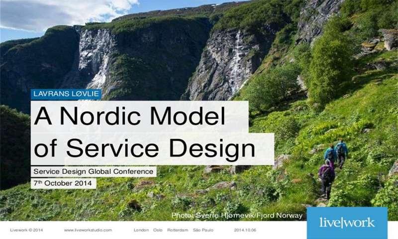 A Nordic Model of Service Design