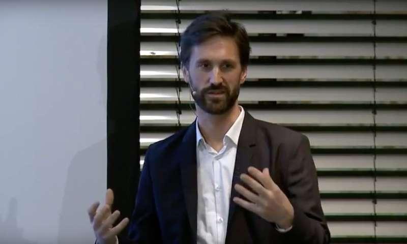 Book Launch video: Service Design for Business, Oslo 2/3