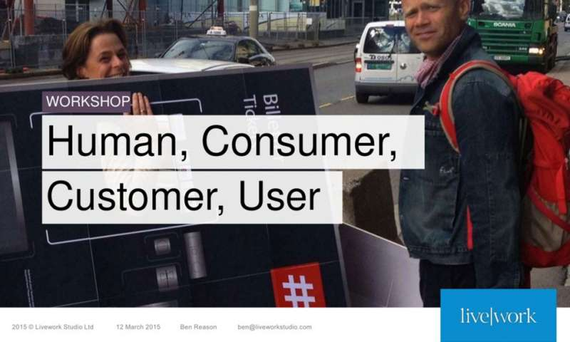 Human, Consumer, Customer, User