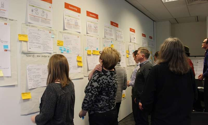 Jisc - How to move the organisation forward