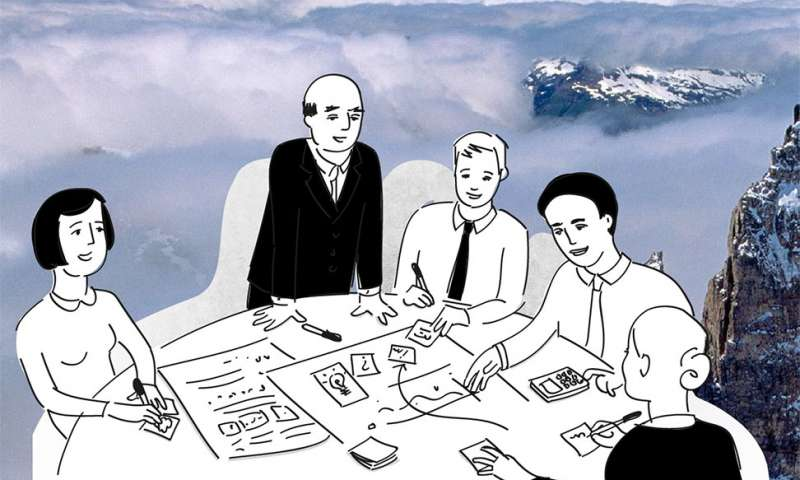 Service design - how to convince executives in the boardroom