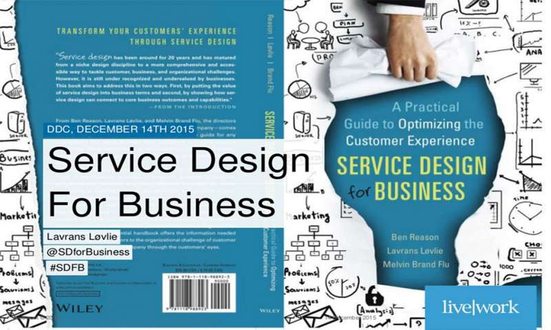 Service Design for Business, Copenhagen