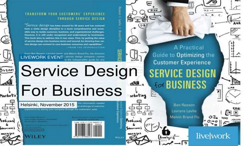 Service Design for Business, Helsinki