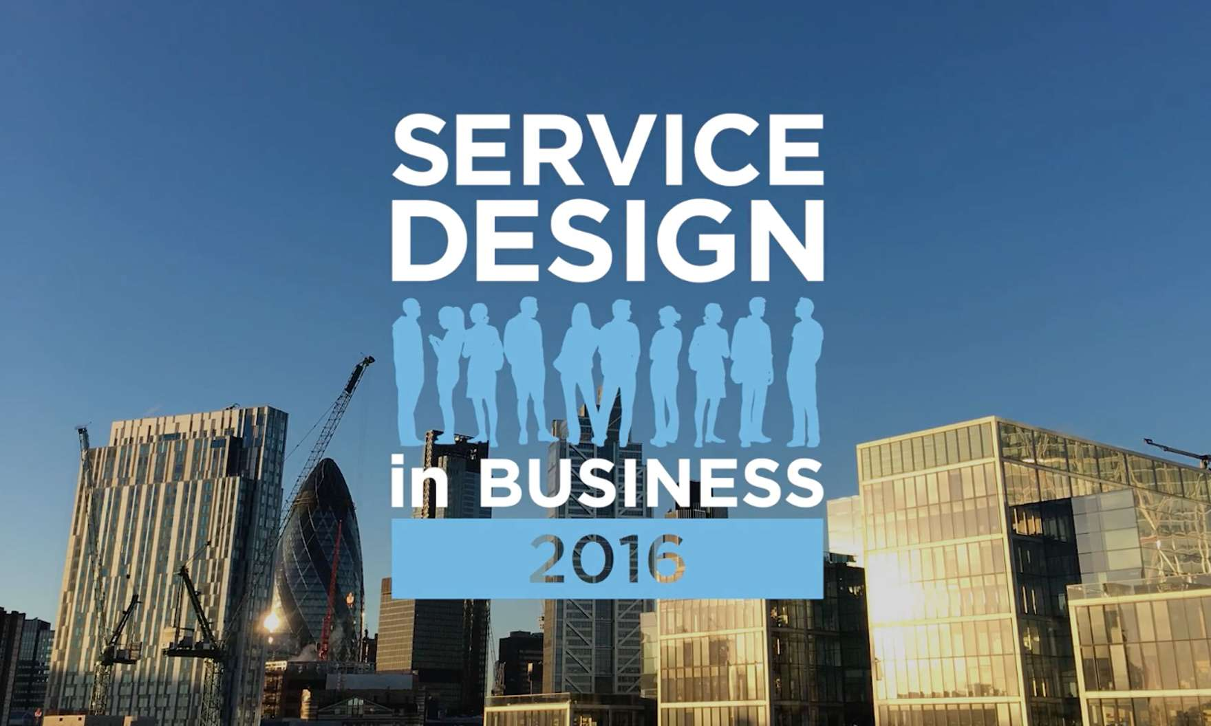 Service Design in Business conference