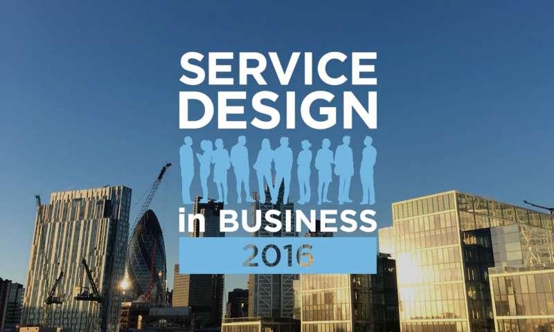 Service Design in Business