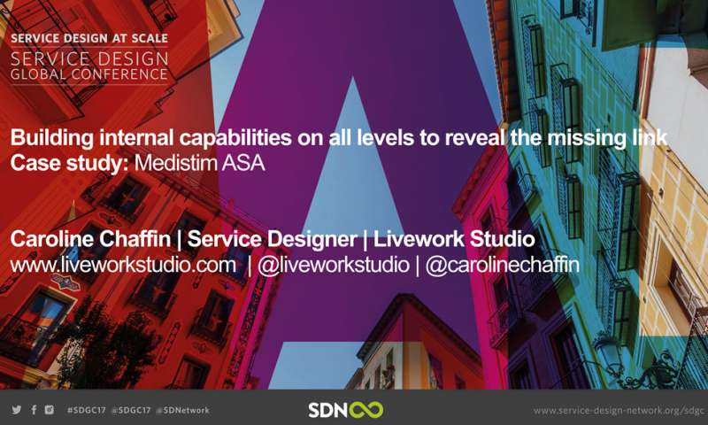 Building internal capabilities on all levels to reveal the missing link
