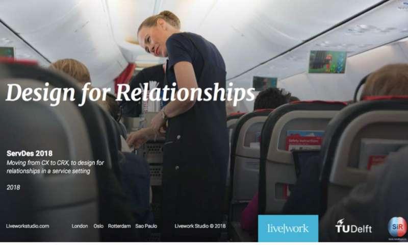 Design for relationships ServDes 2018