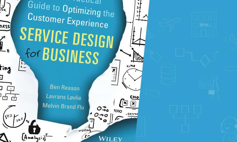 Service Design for Business:<br/> London book launch
