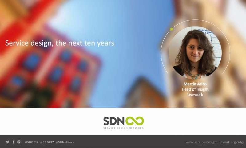 Service design, the next ten years
